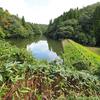 カマンニャチ池(石川県津幡)