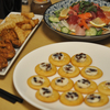異教徒の祭り+お弁当 豚野菜炒め海苔弁当