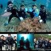 長雨終わって青の洞窟diving!