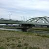 多摩川左岸を歩く その2 調布取水堰から多摩川原橋まで