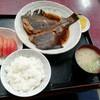 西川口の「あおき食堂」で子持ちかれい煮定食を食べました★