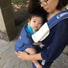 宮崎市雑貨屋 コレット~ヒップシート付!お子様もお母様も快適な抱っこ紐!! その名は『Baby&Me💓』