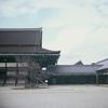 ポジ/リバーサルフィルムでの京都御所・Voigtlander Perkeo II