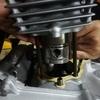 06:CD125Tレストア記。 ~エンジン腰上オーバーホール 組み立て編~