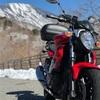 【関東日帰り】日光・霧降高原ツーリングレポート!平成最後の最強寒波後の日光周辺は冬景色だった!