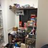 コレクション部屋の整理