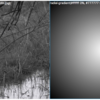radial-gradient + background-blend-mode =vignette effect