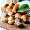 パヴェのラムレーズンチーズクリームサンド