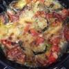 野菜チーズ焼き