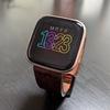 【Fitbit Versa2】スマートウォッチは絶対Fitbit最新機種がオススメです!