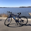 クロスバイクで西印旛沼を一周してきました