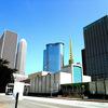 """週末のヒューストンを街歩き。""""人のいない大都会""""をゆく"""
