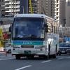 梅田ランプ周辺でバス撮影 2020/1