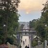 【福岡県福津】「宮地嶽神社」民家村自然公園・ビューポイント「光の道」⑤・松が枝餅