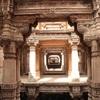 アダーラジの階段井戸!500年前の美しい遺産(ブージ→アーメダバード)