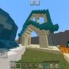 【マイクラ】拠点に巨大な城を作ろう!2