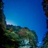 星景サルベージその18 滝、秋に落ちる