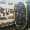 叡山電車 観光列車「ひえい」に乗って