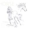 まだまだ馬のイラスト描いてます
