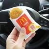【ランチ】今日の昼飯は朝ごはん【マクド】