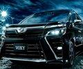 【トヨタ新型ヴォクシー最新情報】2020年1月マイナーチェンジ!2列5人乗りマルチユーティリティMU、ZS煌、価格、サイズ、ハイブリッド燃費、発売日は?