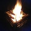 コールマン 雰囲気抜群!これこそ本当の焚き火台 ファイヤープレイスⅢ