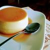 クリームチーズの濃厚焼きプリン
