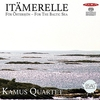 シベリウス・アカデミー出身の4人が結成したカムス四重奏団によるステーンハンマルを中心としたバルト海を囲む国々の作曲家の作品集