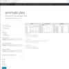 インタラクティブなマイクロバイオーム分析と可視化のためのR shinyアプリケーション animalcules