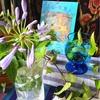 ガラスの花瓶ー変わらない趣味