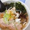 【函館市】麺屋 狼煙(のろし)|潮の香を感じる、岩のり塩ラーメン