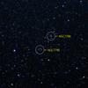 「散開星団NGC7788・NGC7790」の撮影 2021年7月23日(機材:コ・ボーグ36ED、スリムフラットナー1.1×DG、E-PL5、ポラリエ)