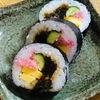 でんぶが、でんぶが、でんぶがぁぁぁぁぁ。神田志乃多寿司の太巻き。