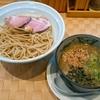 「納豆つけ麺」自家製麺のぼる