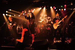 MUCC 配信ライブ「FROM THE UNDERGROUND」@ 沼袋Section9【コンサート見聞録】