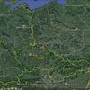 未確認の空中現象が、ポーランドのミエロシェフで発生