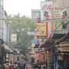 【タイ風俗】バンコクのエロマッサージ「B&Bマッサージ」でGカップタイ美人と濃厚セックスしてきた【エロマッサージ】