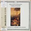 『オケゲム: 世俗音楽全集』  ロンドン中世アンサンブル