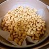 象印圧力IH鍋で大豆を蒸してみました