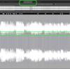 (Digital Performer)DPウエーブフォームエディターで楽曲のテンポを解析 ٩(ˊOˋ*)