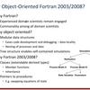 【メモ帳】どうして PFLOTRAN は C++ より Modern Fortran を選んだのは何故?