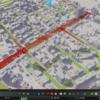 Cities:Skylines -シティーズスカイラインズ- 都市地図史part4 「高速道路JCT」