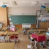 1年生:さびしい教室