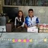タイ、チャイプラカーンの熱水塘村にオープンしたおしゃれカフェ