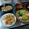 幸運な病のレシピ( 2357 )昼:ロールキャベツ、カツ、春巻き