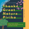 2021. Mar. 20(Sat)- 23(Tue)【Thanks Great Nature Pirika】(Online Event)