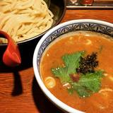 ★★★梅つけ麺[三田製麺所]