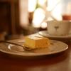 コーヒー屋さんが作るチーズケーキはコーヒーとの相性抜群❗️