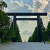 靖国神社 神池(東京都千代田)
