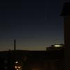 スイスでもNeowise彗星が見えた!